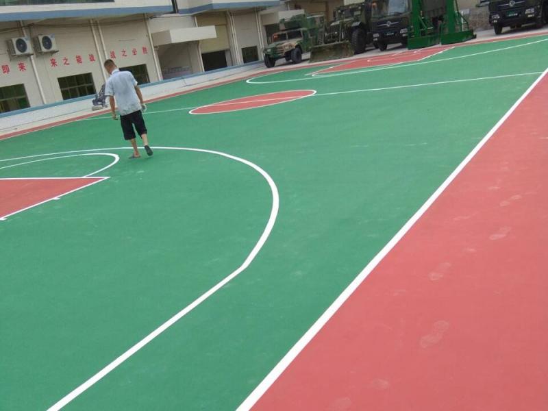 惠州丙烯酸运动球场