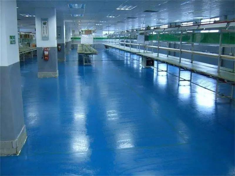 环氧地坪与耐磨地坪有什么区别?