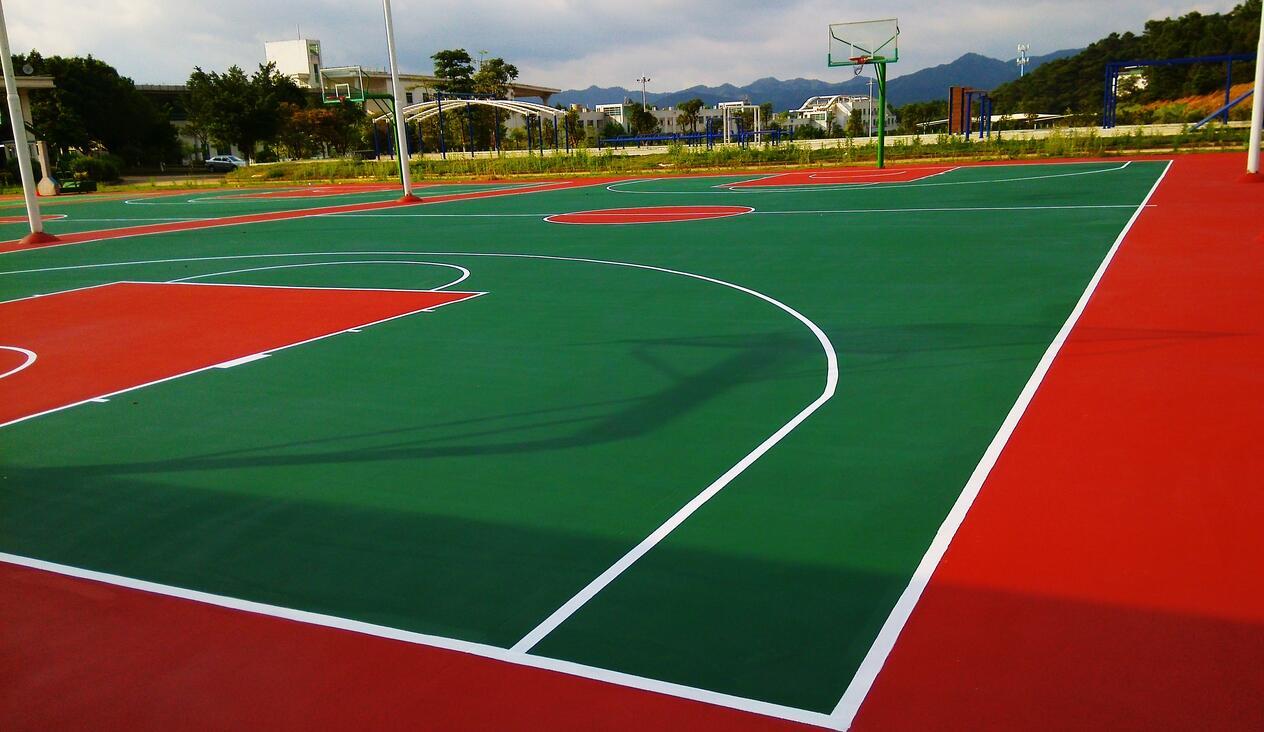 环保硅PU球场材料哪家的好?